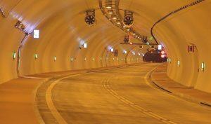 هوشمند سازی تونل و بزرگراه