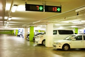 سیستم هوشمند سازی پارکینگ طبقاتی